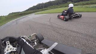26. 125cc 바이크 보다 빠른 레이싱 카트가 있다…