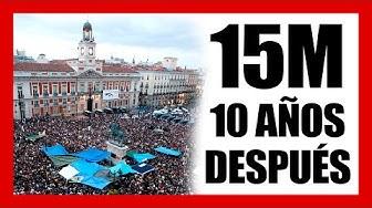 Imagen del video: ¿PARA QUÉ SIRVIÓ el 15M? Análisis 10 años después del movimiento indignado