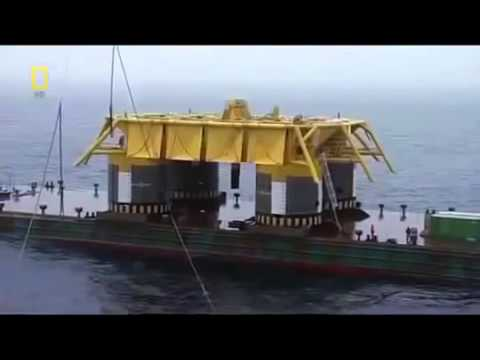 North Sea Pipeline Documentary