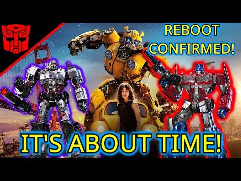 Finally Hasbro Confirms Reboot With The Bumblebee Movie - Transformers Bumblebee 2018