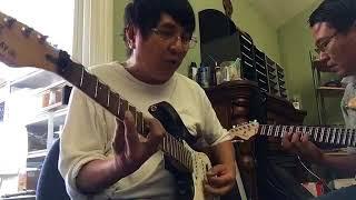 Nghệ sĩ Chí Tâm dạy đờn ca cổ