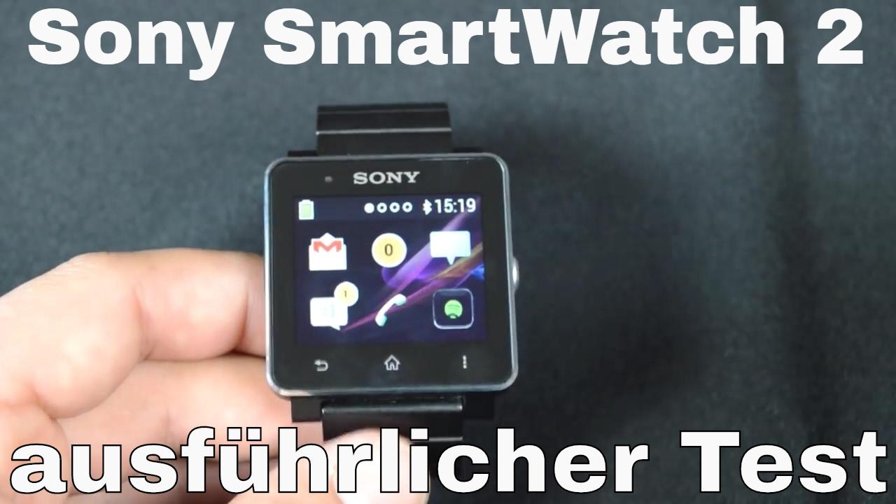 sony smartwatch 2 im ausf hrlichen test was kann die uhr. Black Bedroom Furniture Sets. Home Design Ideas