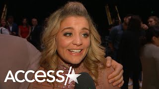 Lauren Alaina Dedicates 'DWTS' Performance To Late Stepfather: 'I Wanted To Show How Amazing He Was'