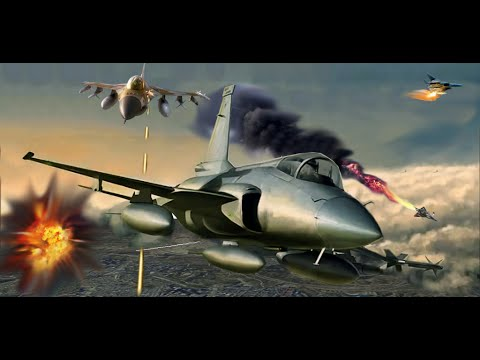 Plane Fighting Games >> Jet Fighter Dogfight Chase 3d Android Game Trailer
