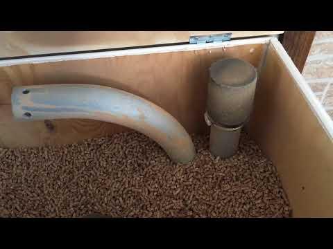 Wood Pellet Transfer System