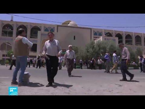خوف وحذر في الشارع الإيراني في ظل الأزمة بين طهران وواشنطن  - نشر قبل 2 ساعة