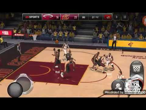 Nba Live Mobile best moments