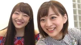 48 HARUKA FUTAMURA 2017年06月20日16時44分28秒 二村 春香(SKE48 チームS)