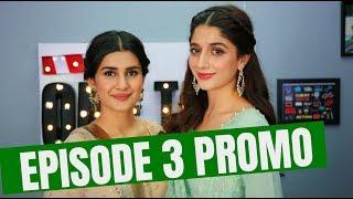 Kubra Khan And Mawra Hocane | Promo | Eid Special | One Take | Season 2