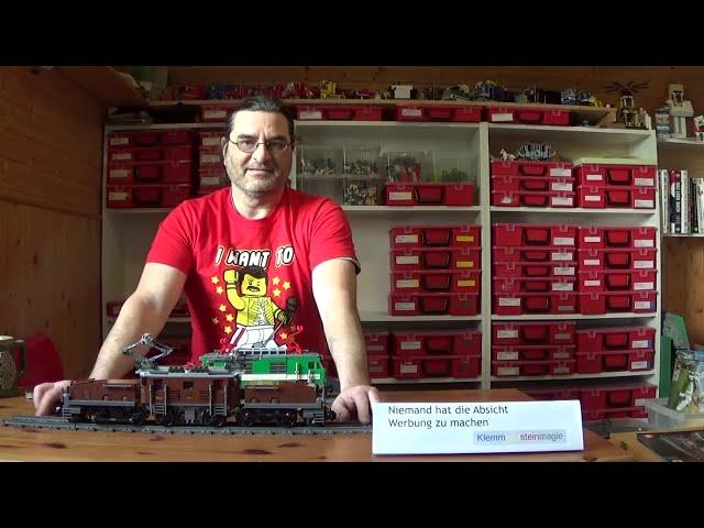 10277 von LEGO®  Schweizer Krokodil [GER]