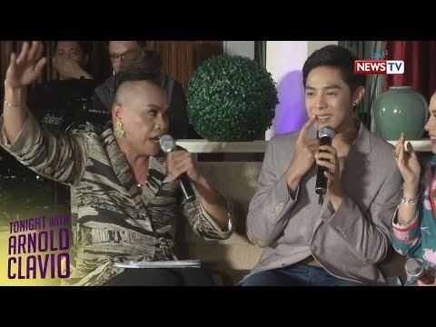 Tonight with Arnold Clavio: Super Tekla naging English translator ni Alexander Lee