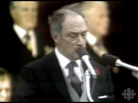 Pierre Trudeau  - So called -- Equal rights --