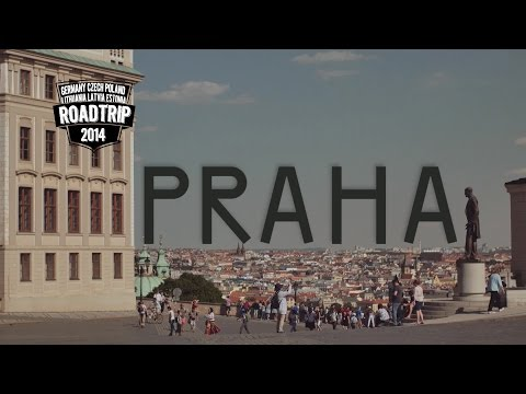 RoadTrip 2014: Jakso 2, Praha