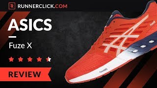 Asics Fuze X – Buy or Not in 2018?   Runnerclick.com
