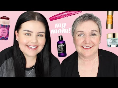 beauty-chat-with-my-mom!-|-my-mom's-favourite-products
