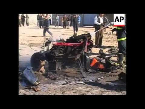 WRAP A'math violent incidents Tikrit, Baghdad and Kirkuk