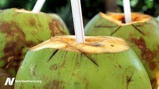Kokosová voda a deprese