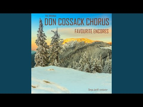 "From the History of the ""Original Don Cossack Choir"""