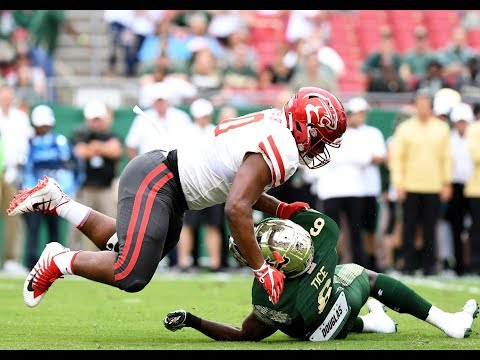 Football Highlights - Houston 28, #17 USF 24