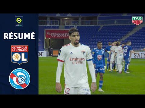 Lyon Strasbourg Goals And Highlights
