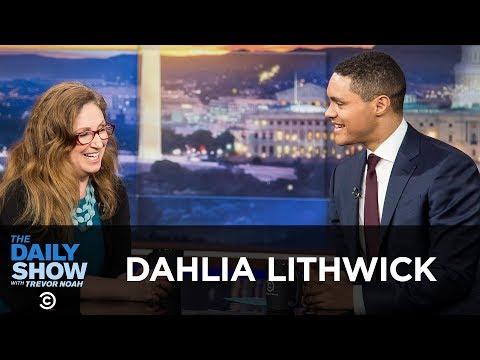 Dahlia Lithwick - The Politicization of Neil Gorsuch's SCOTUS Confirmation | The Daily Show