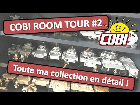 Download COBI Room Tour #2 : Aperçu détaillé de ma grande collection COBI !