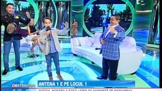 Antena 1, cea mai urmarita televiziune din Romania