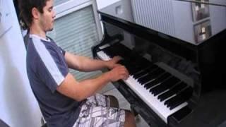 Sébastien Tellier - La Ritournelle piano