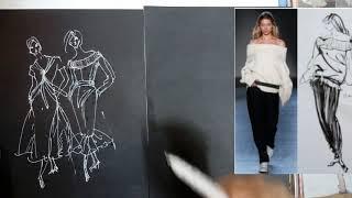 김상 패션일러스트  Fashion Illustratio…