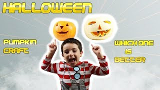 Pumpkin Carving Ideas 2019 || Kids craft || Scary pumpkins which one the best? Dj_Play_Day