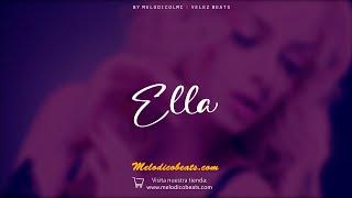 Ella - Pista de Reggaeton Beat Romantico 2021 #1 | Prod.By Melodico LMC