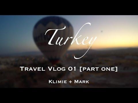 TRAVEL VLOG 01 - TURKEY [PART 1]