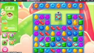 Candy Crush Jelly Saga Level 276 1*  No Boosters