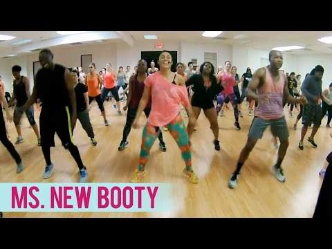 Bubba Sparxxx - Ms. New Booty ft. Ying Yang Twins (Dance Fitness with Jessica)