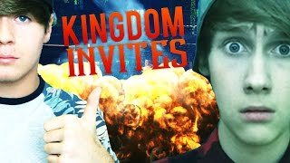 THE KINGDOM VAN DOEMAARGAMEN! - INVITES!