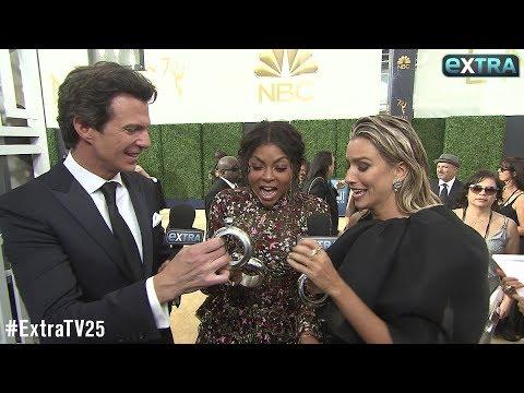 How Taraji P. Henson Shut Down Pregnancy Rumors on Emmys Red Carpet