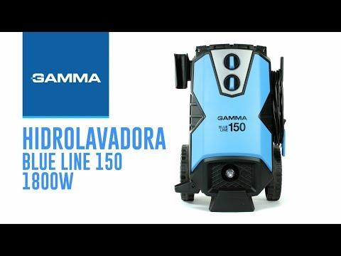 Hidrolavadora 150 - Gamma Blue Line 1800W thumbnail