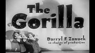 Comedy Horror Movie - The Gorilla - Bela Lugosi