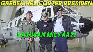 GREBEK HELICOPTER PRESIDENT INDONESIA! RATUSAN MILYAR?!