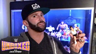 Zack Ryder adds the most sought-after WWE figure to his collection: WWE Unboxed with Zack Ryder