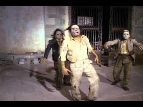 Las Momias de Guanajuato -Fragmento- Batalla final