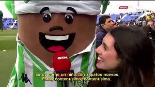 CD Leganés 3-0 Real Betis: el amor de Super Pepino y Palmerín