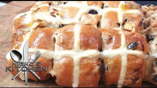 How To Make Hot Cross Buns - Video Recipe