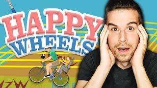 IT'S BACK & STILL HILARIOUS!!   Happy Wheels #1
