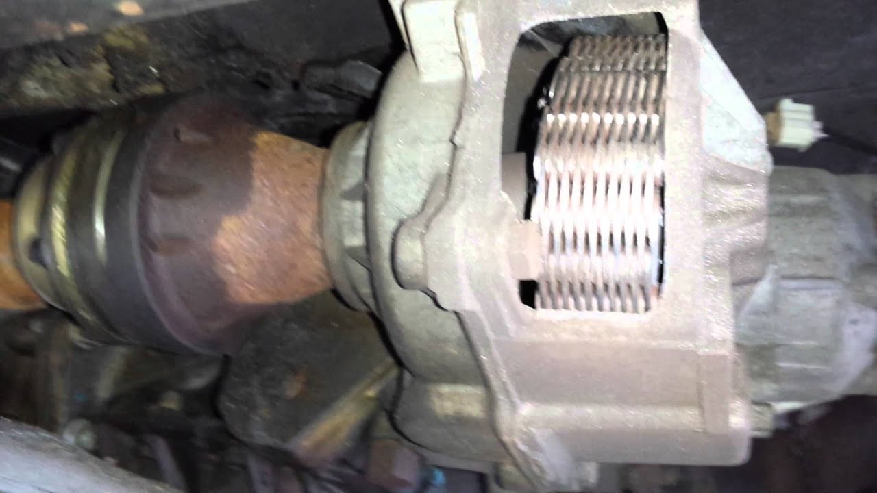 Dodge durango transfer case broken - YouTube