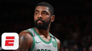 Kyrie Irving and Brad Stevens credit Marcus Smart and Terry Rozier for Celtics' defense | ESPN