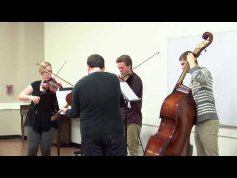 Belmont University Classical & Jazz String Quartets at W.C. Library