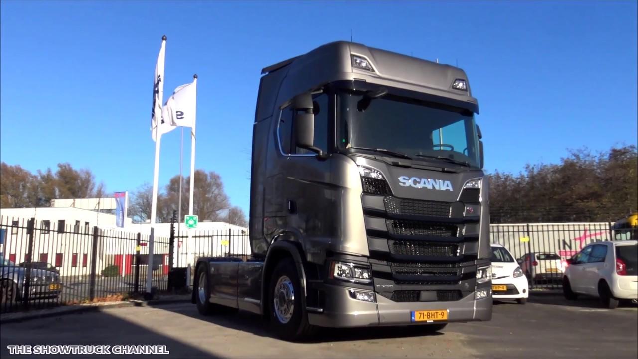 Scania S730 V8 Full Walkaround Nextgenscania Youtube
