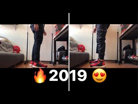 Los Pantalones Mas Usados En 2019 Cargos Youtube