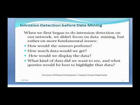 Paper Data Mining for Network Intrusion Detection